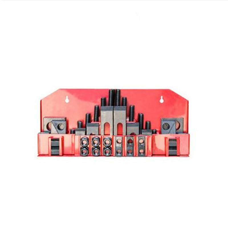 58pcs set M14 M16 of machine tool accessories t-slot clamp fixer suitable for ZX32G