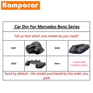 Image 5 - Kampacar BZ21 D DashCam עבור מרצדס בנץ GLC כיתת 180 200 220 250 260 300 350 d C43 AMG w202 W203 W204 W205 x235 רכב Dvr