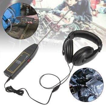 Car Stethoscope Auto Gearbox Engine Mechanics Engine Vehicle Inspection Noise Analyzer Cylinder Stethoscope Hearing Gadgets