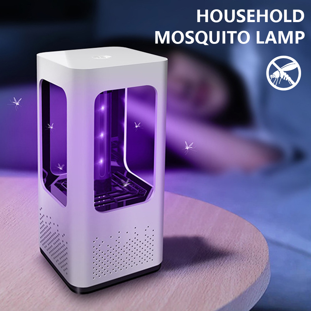 Mosquito Killer Lamp UV Light Electric Anti Insect Mosquito Killer Dispeller Household Mosquito Trap Lantern Repellent Lamp