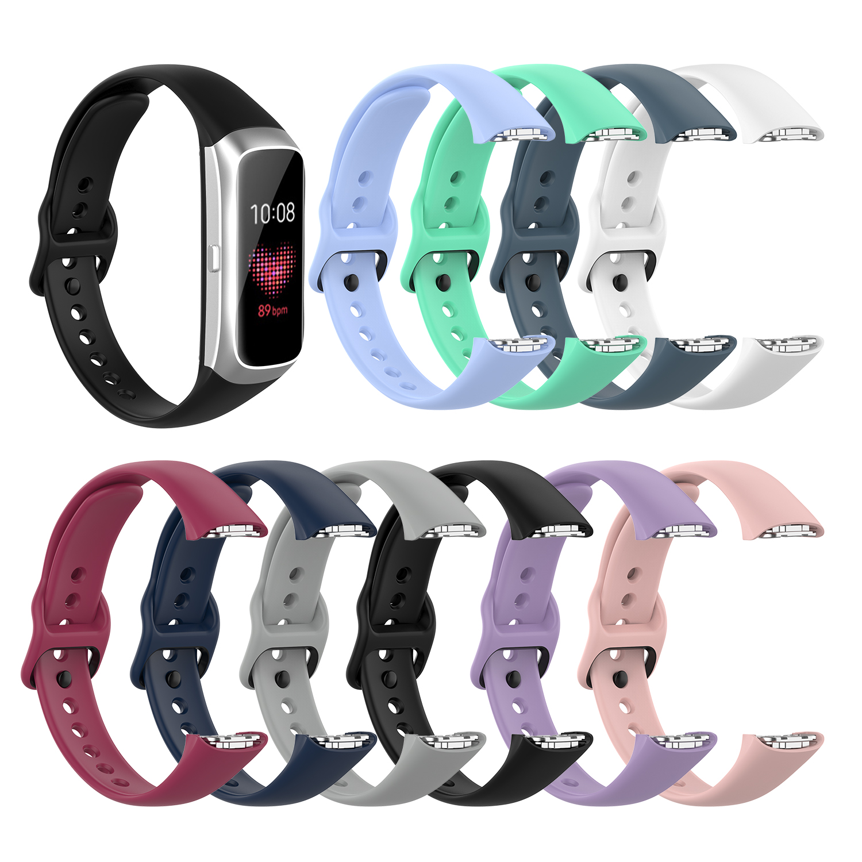 Silicone Sport Watch Band Strap Wrist Band Strap For Samsung Galaxy Fit SM-R370 Smart Bracelet Watch Strap Accessories