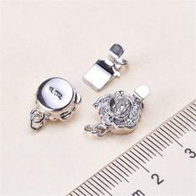 Ожерелья и браслеты застежки для концевых застежек соединители
