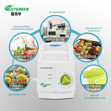 цена на STERHEN ozone generator 220v ozone purifier O3 Timer Air Purifiers Purification Fruit Vegetables water food