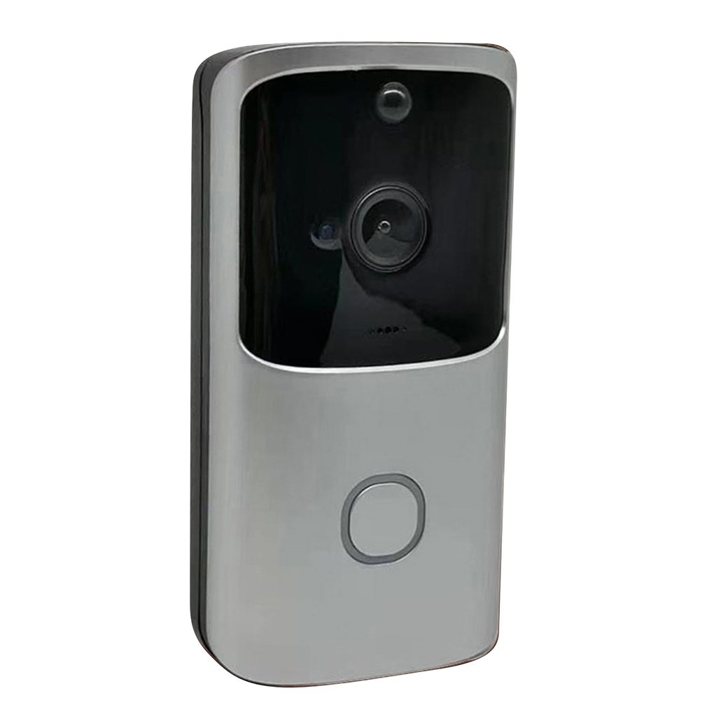 M10 2.4G Wireless WiFi Smart Doorbell Camera Video Remote Door Bell Ring Intercom CCTV Chime Phone APP Home Security