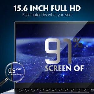Image 3 - 15.6 cal metalowe Laptop Intel Core i3 5005U czterordzeniowy 8GB pamięci RAM 512GB SSD Notebook Windows10 komputera HDMI WiFi USB3.0 RJ45 Gigabit