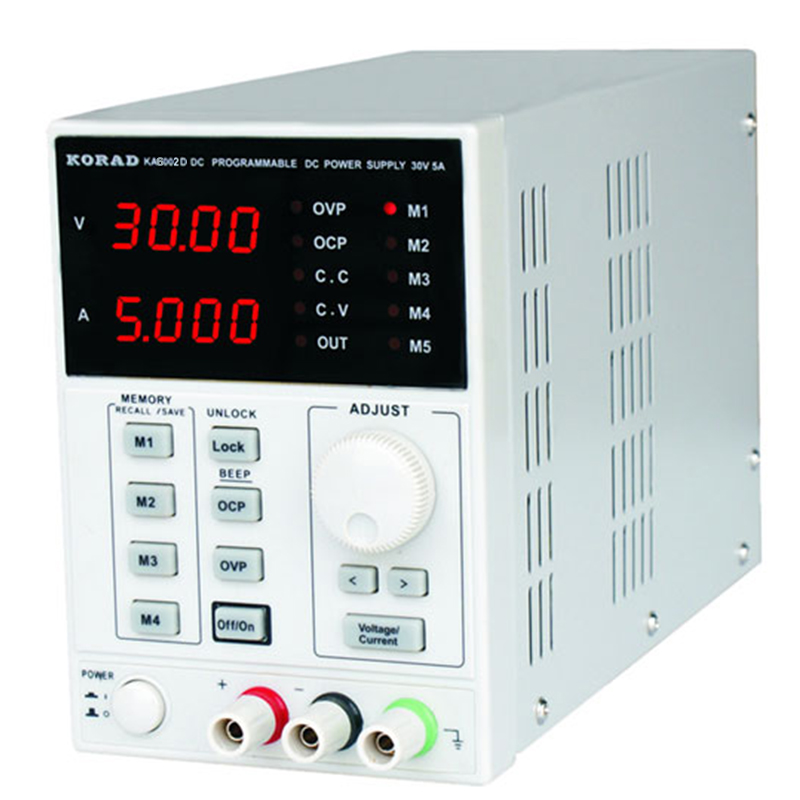 KA6002D qualité haute précision programmable Variable réglable numérique alimentation cc alimentation 60 V/2A mv mA