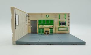 Image 4 - Juego de Diorama de garaje serie 1:43