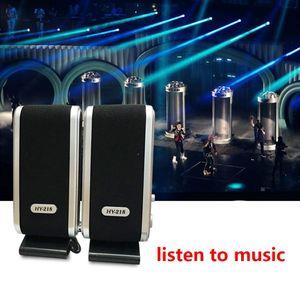1Pair Mini Portable USB 2.0 HY