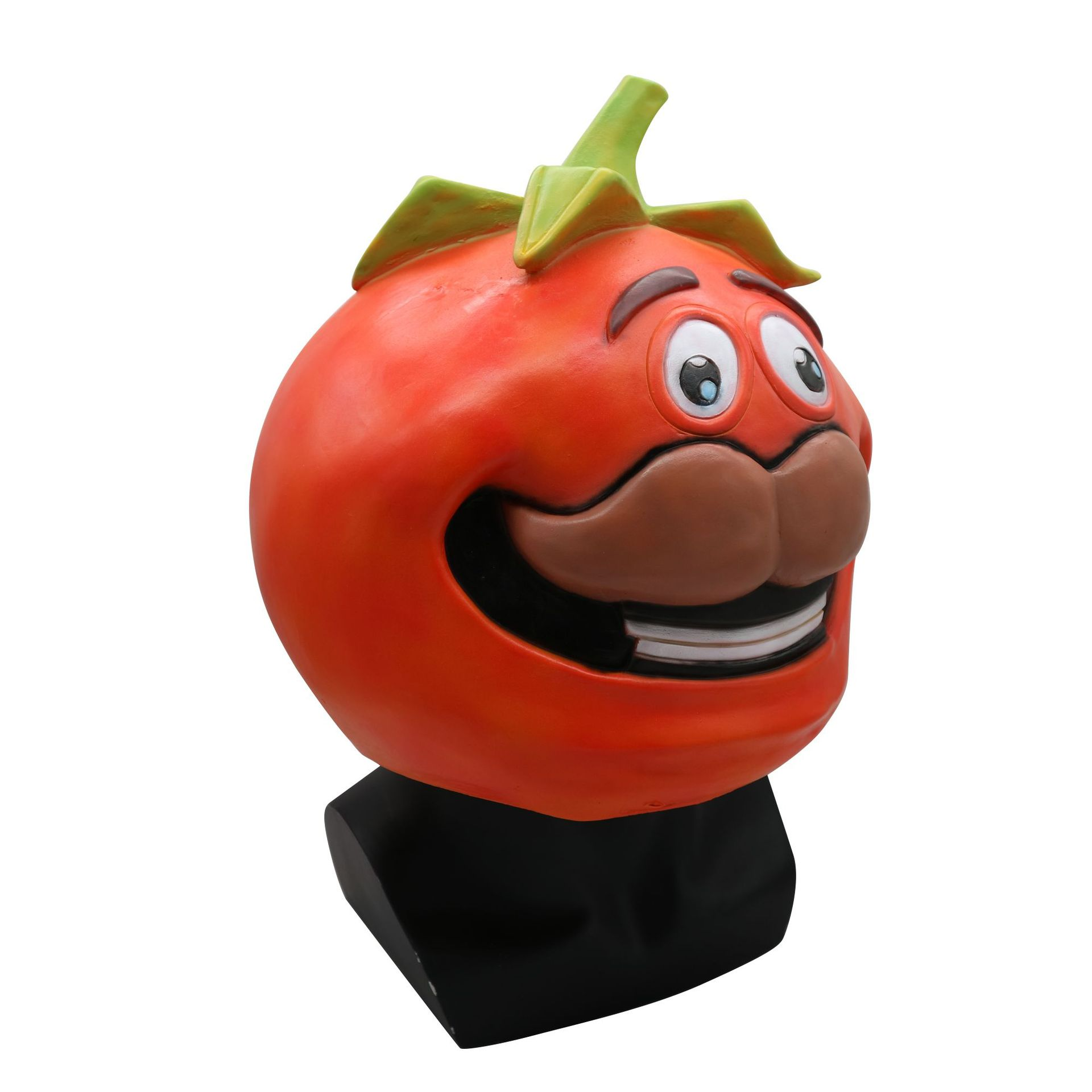 Tomato Mask On Fortress Night Halloween New Headset Cos Game Surrounding Clothing Package Key button Projects Toy Unisex Horror in Gags Practical Jokes from Toys Hobbies