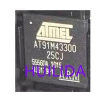 AT91M43300-25CJ 100% Nouveau original