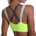Sport-Bh für Frauen Gym Nahtlose High Impact Sport-Bh Yoga Fitness Top Weibliche Unterwäsche Push-up bh Sportswear bralette
