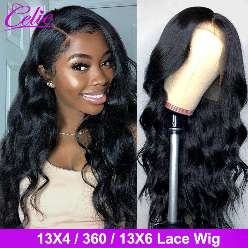 Ali объемная волна Синтетические волосы на кружеве парики 28 30 дюймов Синтетические волосы на кружеве парик 360 Синтетические волосы на кружев...