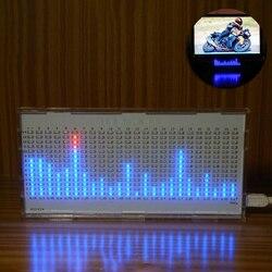 DIY Licht Cube Kit AS1424 Muziek Spectrum LED Display Audio Versterker Modificatie Rhythm Lamp-Bulk Onderdelen Wit