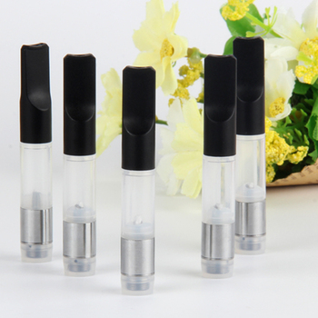 CE3 Vaporizer Pen CBD Oil Cartridges 1ml .5ml Tank Open Vapes Electronic Cigarette Atomizer for 510 Thread Mini Vaper Battery image