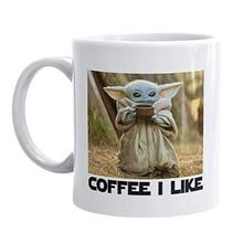Star wars cup The Mandalorian Baby Yoda Magic Mugs baby mug Heat Sensitive Ceramic Mugs color changing mug Coffee Mugs Milk Cup baldr earth mark cup tetris the heat change thermal color mugs