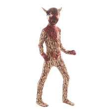 Werewolf Horror Ghost Spider Costume  Zentai Scary Halloween Kids Costumes For Demon Purim Cosplay