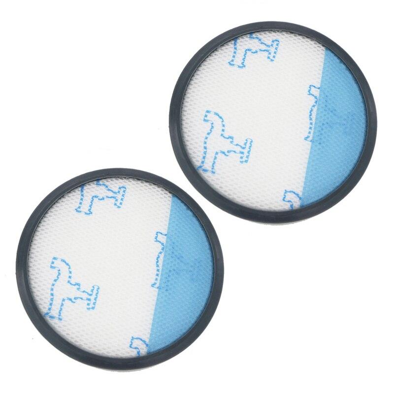 Los filtros 2 uds reemplazan las piezas por TEFAL Rowenta Cyclonic-RS-RT9005742 de potencia compacta