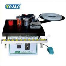 Автоматическая полосочная машина для обрезки кромок по дереву из ПВХ, деревообрабатывающий станок для оклейки кромок