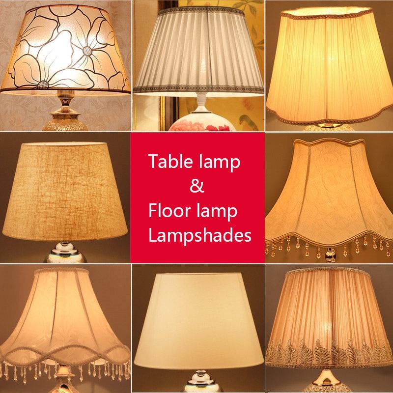 Home Decor Floor Lamp Shades