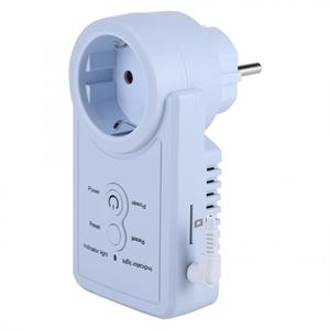 Image 5 - Smart GSM Outlet Plug Smart Switch Power Outlet Plug Socket withTemperature Sensor SMS Command Control EU Plug