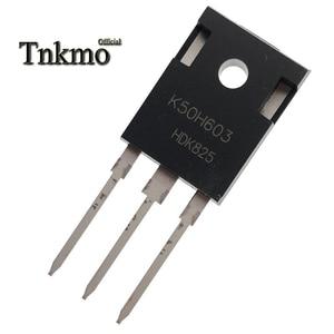 Image 5 - 10PCS IKW50N60H3 TO 247 K50H603 IGW50N60H3 G50H603 TO247 50A 600V IGBT ทรานซิสเตอร์ฟรีจัดส่ง