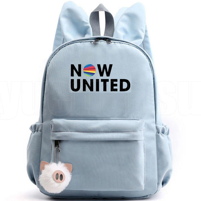 NOW UNITED THEMED BACKPACK (30 VARIAN)