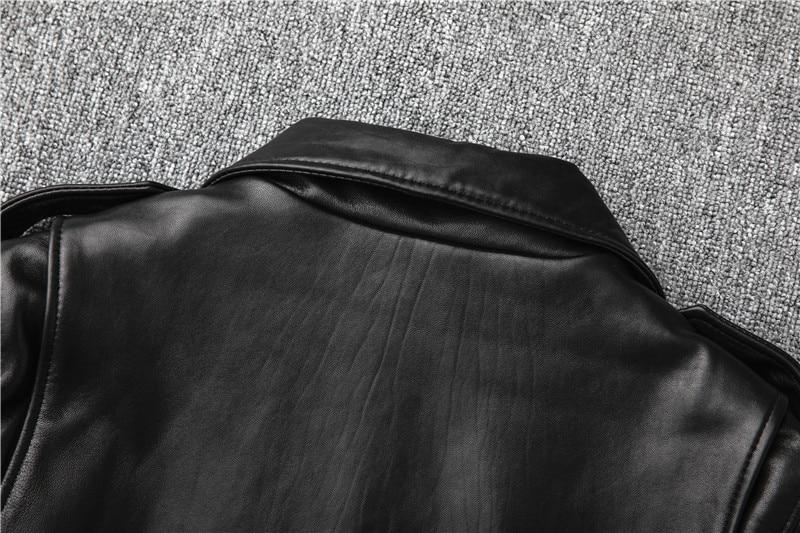 Hd375952aea3b4541a724d5b8b347d7f9A Free shipping,Sales!Brand new genuine leather jacket.mens motor biker sheepskin coat.slim plus size jackets.leather outwear
