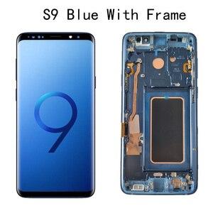 Image 4 - オリジナル amoled 交換 S9 S9Plus lcd ディスプレイタッチスクリーンデジタイザ G960 G965 ディスプレイ