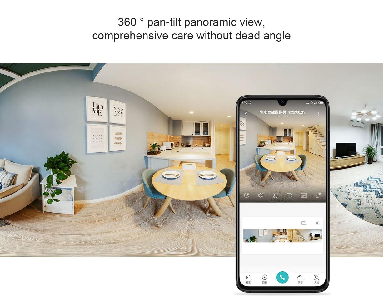 hd 2 k câmera ip inteligente wifi