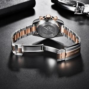 Image 4 - PAGANI DESIGN montre bracelet pour hommes, marque supérieure de luxe, qualité militaire, étanche, Quartz pour affaires