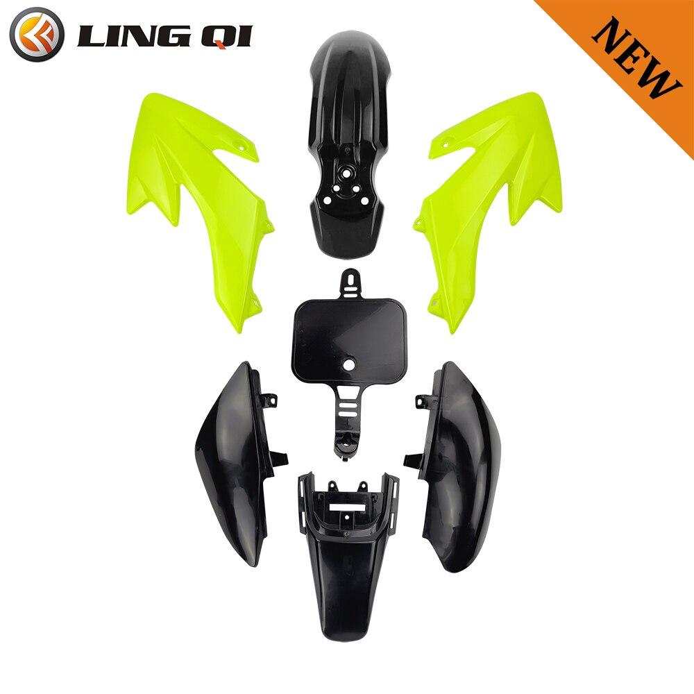 CRF50 XR50 Plastic Fairing Body Kits For CRF 50 Pit Dirt Motor Trail Bike 50cc 70cc 90cc 110cc 125cc 140