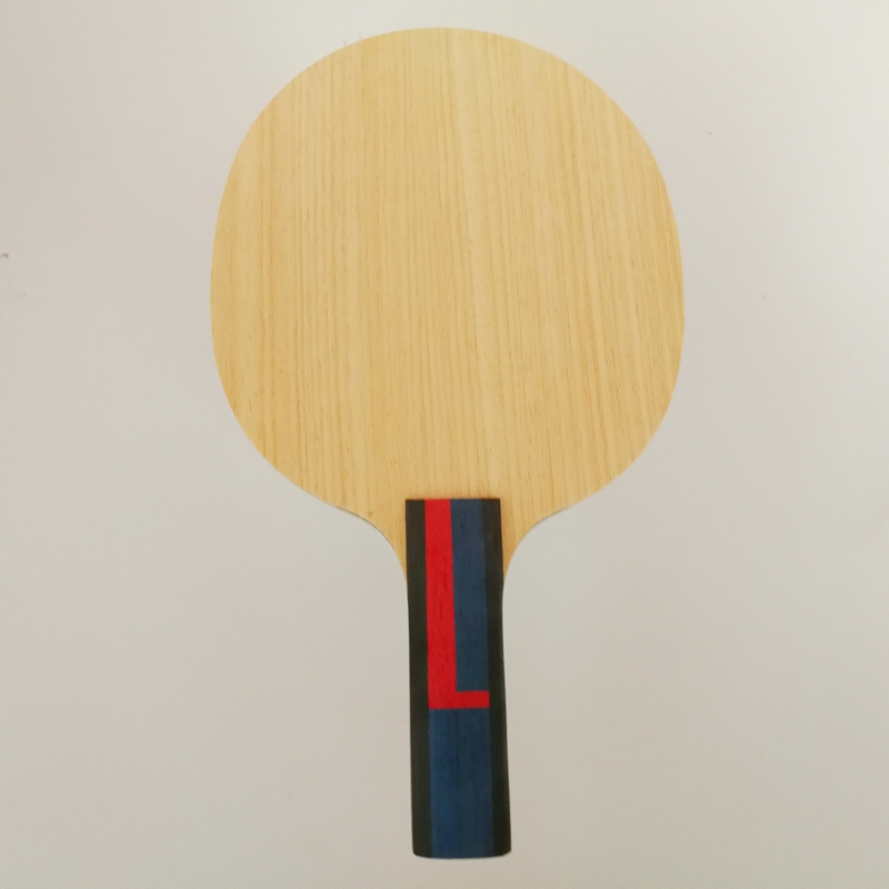Lemuria Lin ALC Table Tennis Blade 5.8mm Thickness 5 Ply Wood With 2 Ply Arylate Carbon Table Tennis Bat FL Handle And ST Handle