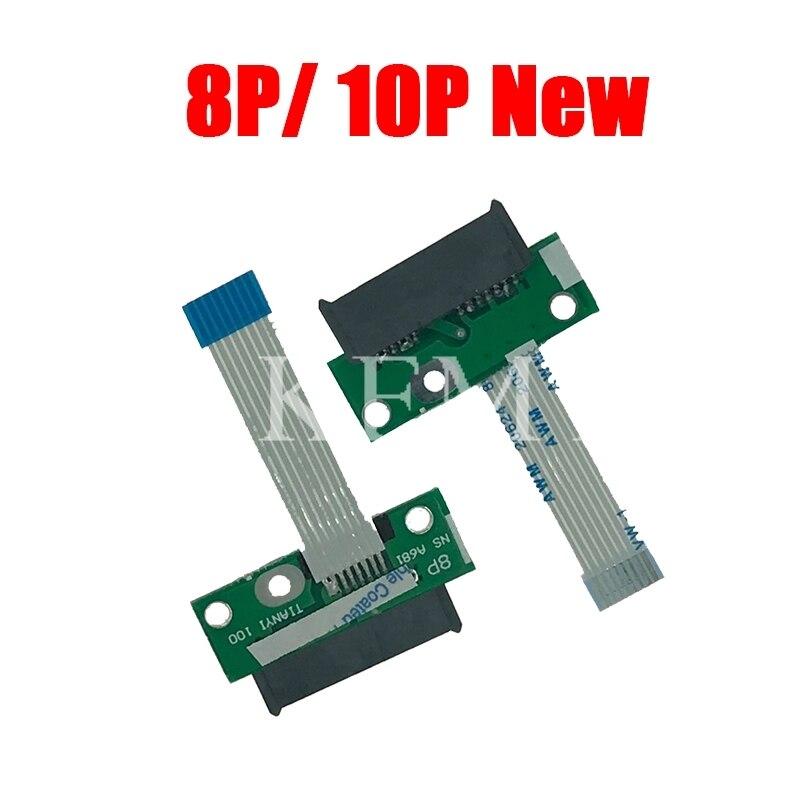Новая ODD плата с кабелем для For Lenovo Ideapad серии 100, P/N NS-A681