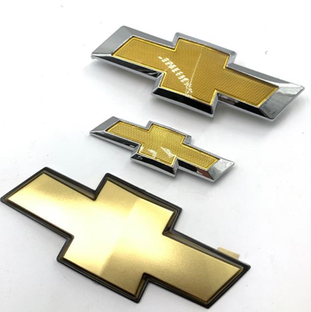 Эмблема-Наклейка 3d Автомобильная эмблема замена логотипа переднего гриля багажника автомобиля для Chevrolet captiva 2007-2010-2015 автомобильные аксесс...