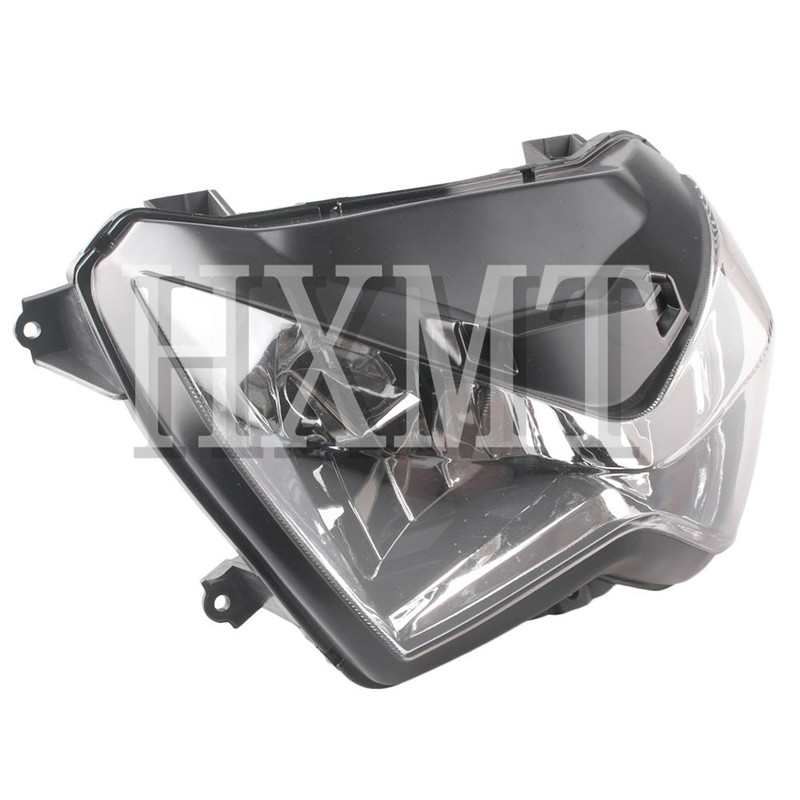 For Kawasaki Ninja Z800 Z250 Z300 2013 2014 2015 2016 Motorcycle Front Headlight Head Light Lamp Headlamp Assembly Z 800 300 250