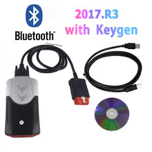 New Vci Diagnostic-Tool Obd2 Scanner Delphis Keygen Cdp Cars Bluetooth Pro-Plus for Vd