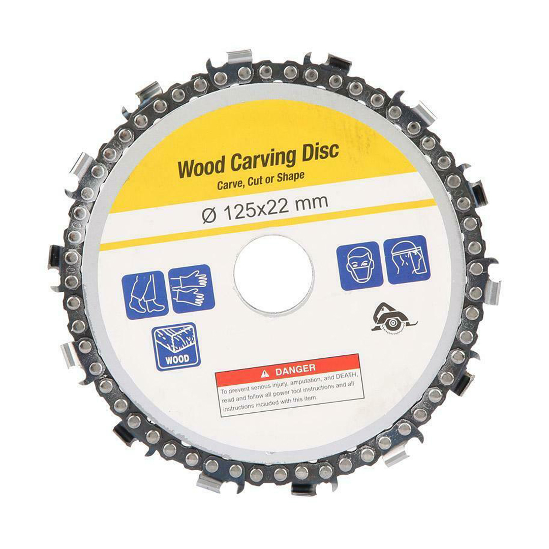 Carbide Angle Grinder Disc Chain Disc 5