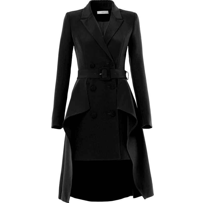 smoking-gare-europeenne-nouveau-design-sens-du-printemps-et-de-l'automne-2019-petite-mode-style-occidental-costume-europeen-petit-costume-manteau-wom