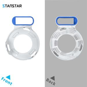 Image 3 - STANSTAR Wall Mount for TP Link Deco M5 Whole Home Mesh WiFi System,Space Saving Wall Holder Plug in Without Messy Wires