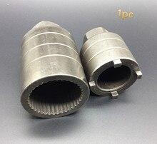 1pc para audi 01j/01t/0aw vice cilindro dente porca automática ferramenta caixa de velocidades cvt stepless