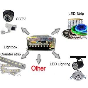 Image 5 - Lighting Transformers DC 5V 12V 24V 36V Power Supply Adapter 5 12 24 36 V 1A 2A 3A 5A 6A 8A 10A 15A 20A LED Driver LED Strip Lab