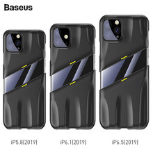 Baseus For iPhone 11 Case Hard PC Shockproof Case Support Wi