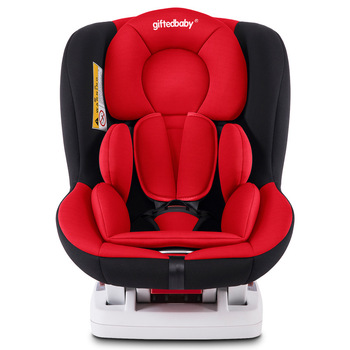 ECE Baby Car safety seat for baby the isofix hard-interface 0-4-year-old baby-on-board 3c car chair for children  - buy with discount