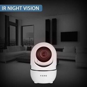 Image 3 - Fuers cámara IP de seguridad para el hogar, 1080P, aplicación Tuya, seguimiento automático, CCTV, inalámbrica, WiFi, Monito para bebé