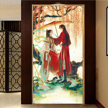 5d Diy Diamond Painting Tian Guan Ci Fu Full,Square,Round Diamond Embroidery Art Diamond Mosaic Anime Character,Home Art YG2461