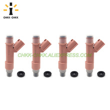 CHKK-CHKK 23250-21091 23209-21091 fuel injector for TOYOTA Sienta / Prius C 3.0L 1NZ