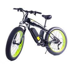 Велосипед Snowfield литиевый S10 26 дюймов 36v48v пляжный Электрический велосипед Oem ebike Электрические Мотоциклы ebike электрический автомобиль
