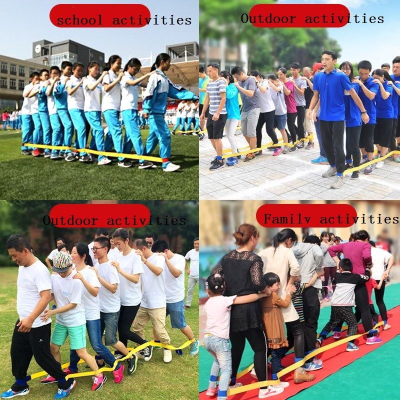 Outdoor Games Kids School Fun Walk Games Team Group Work Educational Outdoor Toys For Children Cooperation Games Sports Toy Toy Sports Aliexpress