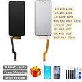 ЖК-дисплей для Samsung Galaxy A40/A10/A20/A30/AA30s/A750, дисплей с сенсорным экраном и дигитайзером в сборе, идеальный ремонт