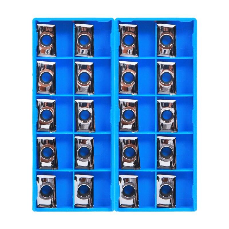 Milling Insert APKT1604 PDFR MA3 H01 Aluminum Alloy Blade Machining APKT 1604 Aluminum Inserts Lathe Cutter Tools Turning Tool